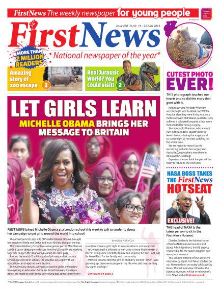 First News June 19, 2015 00:00