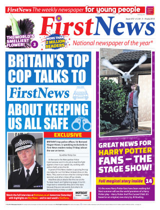 First News 3rd July 2015