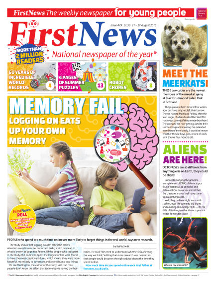 First News August 21, 2015 00:00