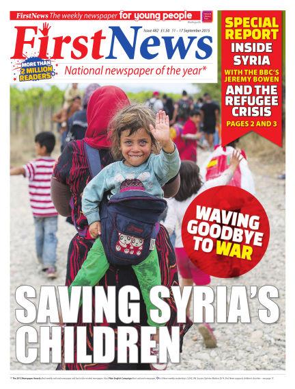 First News September 11, 2015 00:00