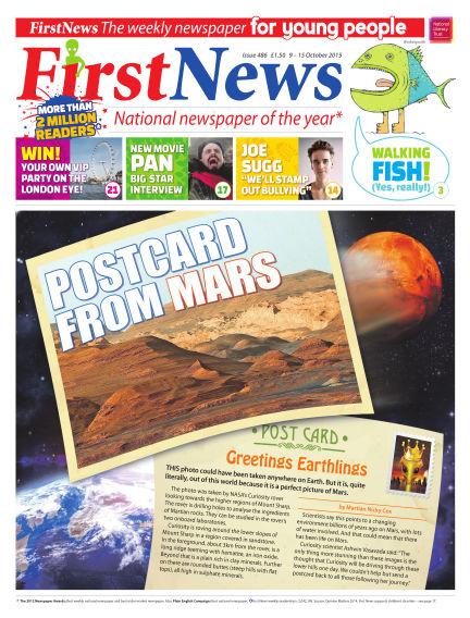 First News October 09, 2015 00:00