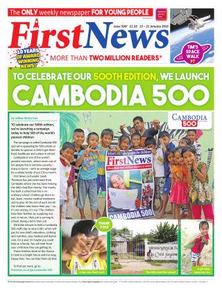First News 500