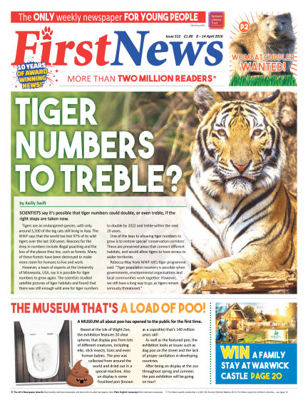 First News April 08, 2016 00:00