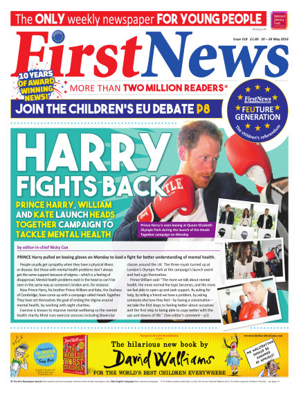 First News May 20, 2016 00:00