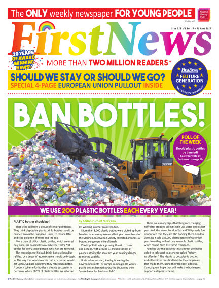 First News June 17, 2016 00:00