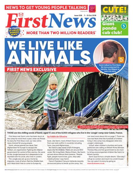 First News October 07, 2016 00:00