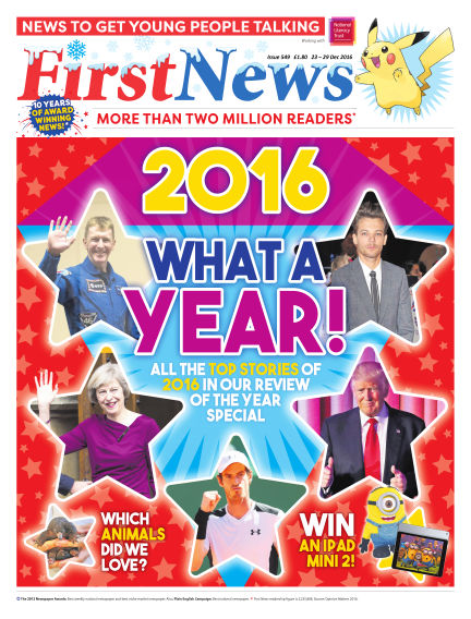 First News December 23, 2016 00:00