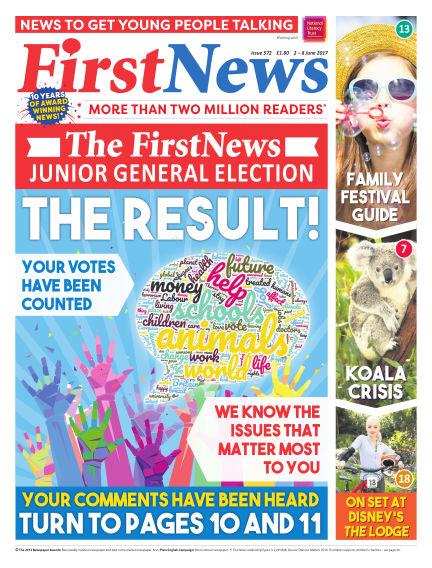 First News June 02, 2017 00:00