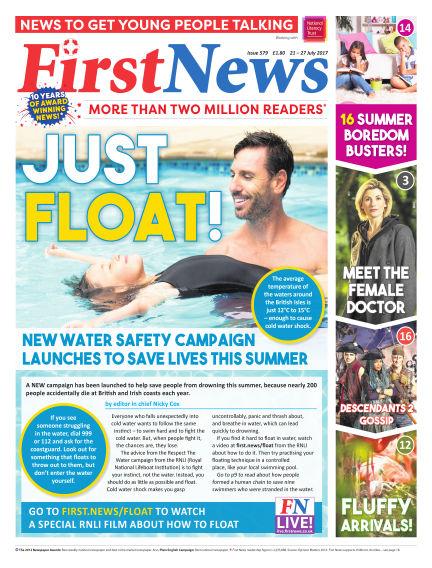 First News July 21, 2017 00:00