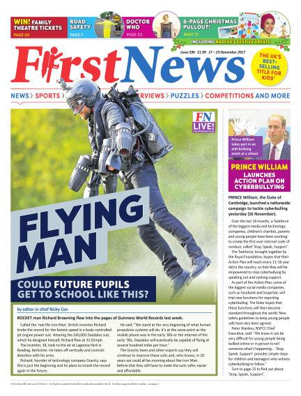 First News November 17, 2017 00:00