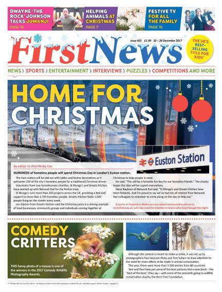 First News December 22, 2017 00:00