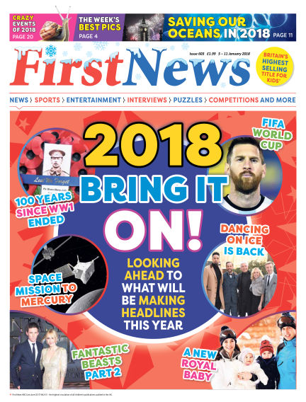 First News January 05, 2018 00:00