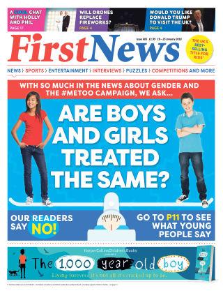 First News 605