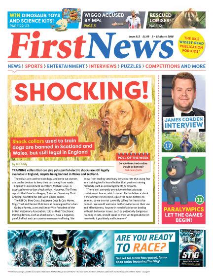 First News March 09, 2018 00:00