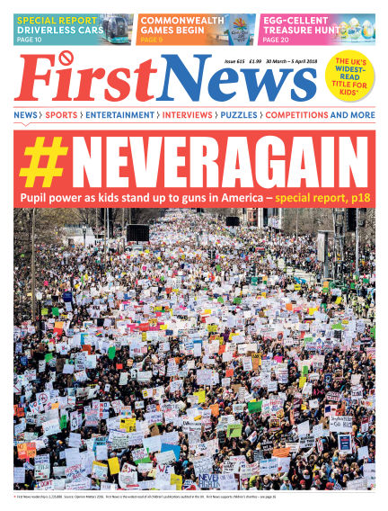 First News March 30, 2018 00:00