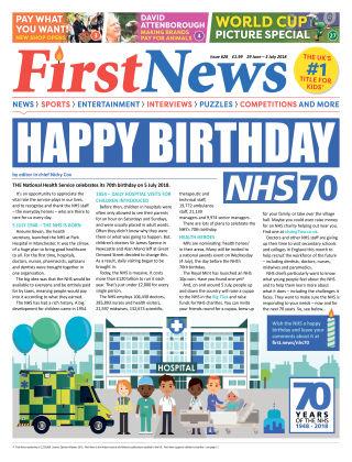 First News 628