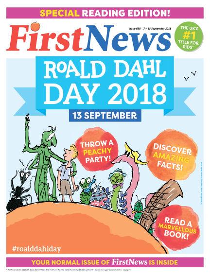 First News September 07, 2018 00:00