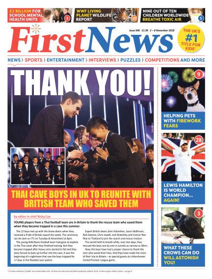 First News November 02, 2018 00:00