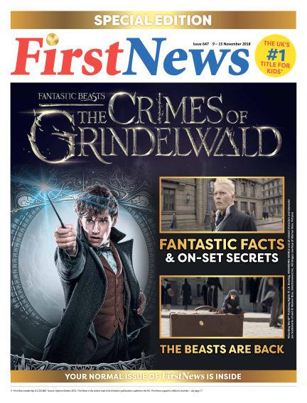 First News November 09, 2018 00:00