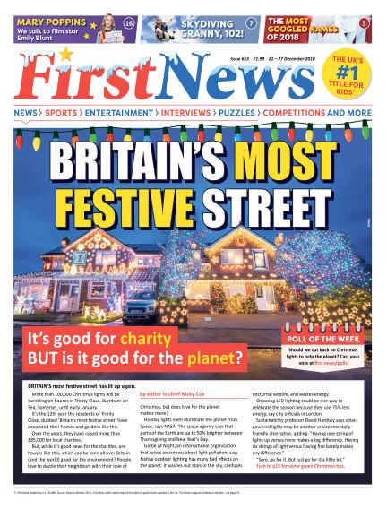 First News December 21, 2018 00:00