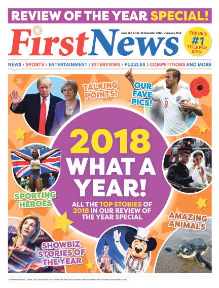First News December 28, 2018 00:00