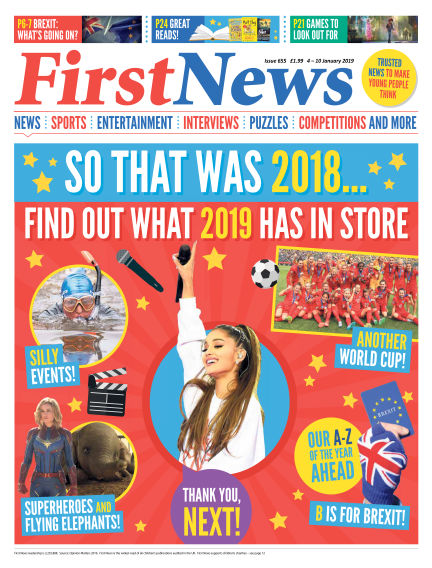 First News January 04, 2019 00:00