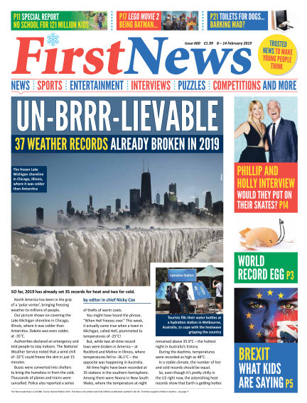 First News February 07, 2019 00:00