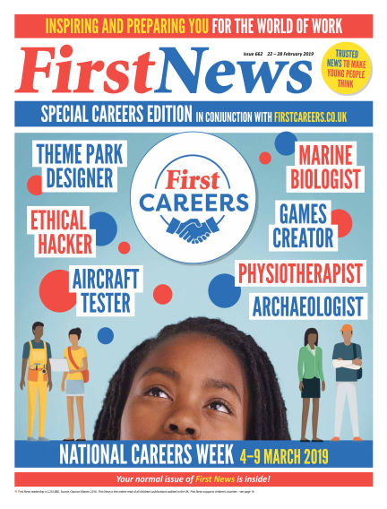 First News February 21, 2019 00:00