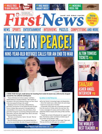 First News March 28, 2019 00:00