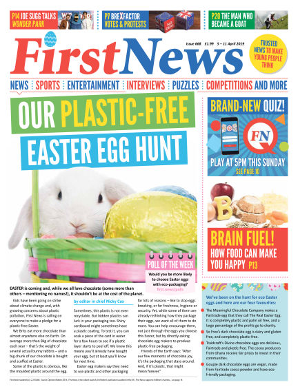 First News April 04, 2019 00:00