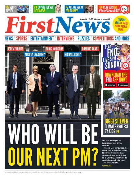 First News May 30, 2019 00:00