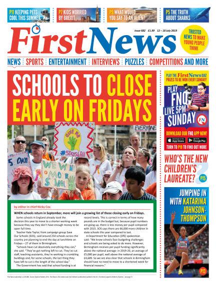 First News July 12, 2019 00:00