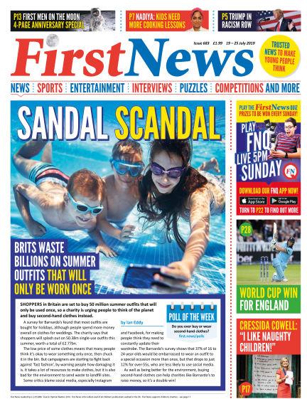 First News July 19, 2019 00:00