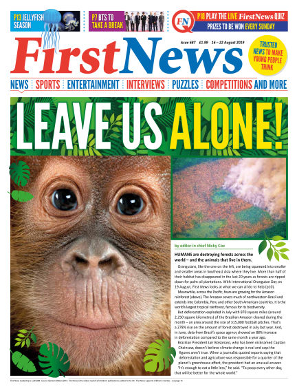 First News August 15, 2019 00:00
