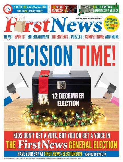 First News December 06, 2019 00:00