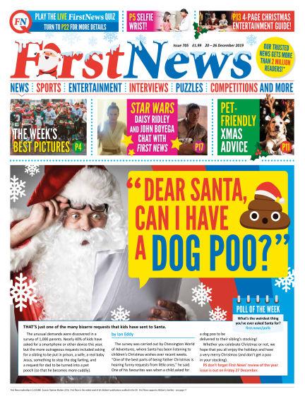 First News December 20, 2019 00:00