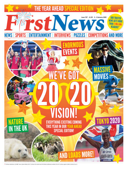 First News January 03, 2020 00:00