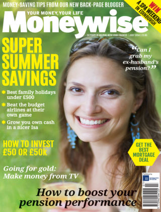 Moneywise July 2014