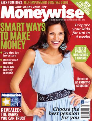 Moneywise August 2014