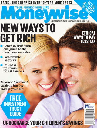 Moneywise April 2015