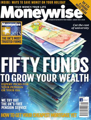 Moneywise August 2015