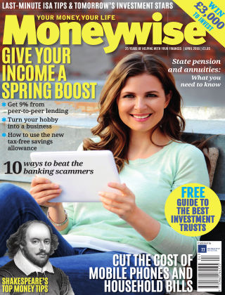 Moneywise April 2016