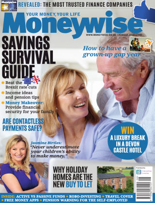 Moneywise August 2016
