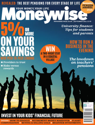 Moneywise September 2016