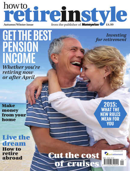 How to Retire in Style October 09, 2014 00:00