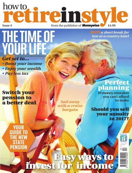 How to Retire in Style April 07, 2016 00:00