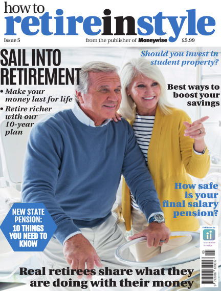 How to Retire in Style October 28, 2016 00:00