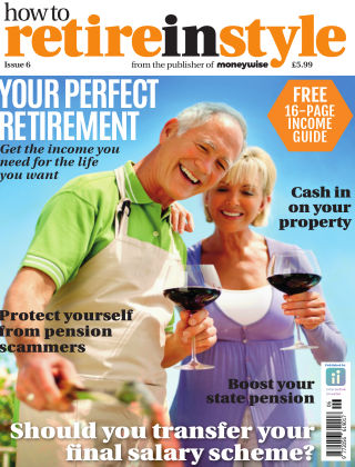 How to Retire in Style Issue 6