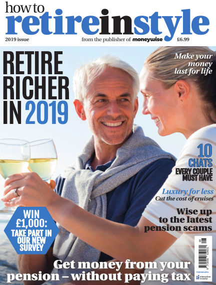 How to Retire in Style February 07, 2019 00:00