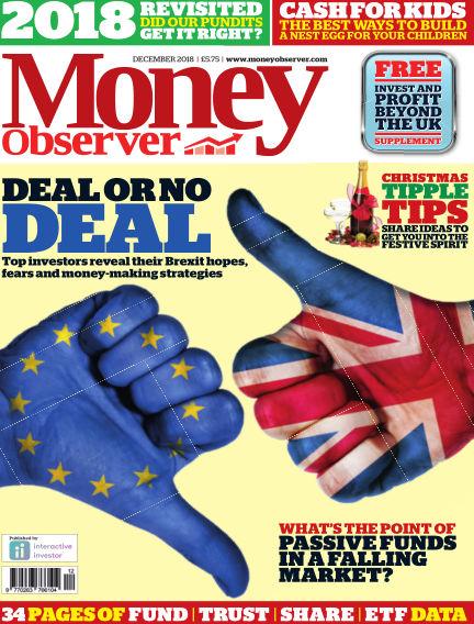 Money Observer December 03, 2018 00:00